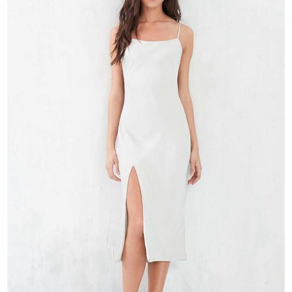 cc5772bce26e Urban Outfitters Dresses   Capulet Silk Slip Midi Dress   Poshmark
